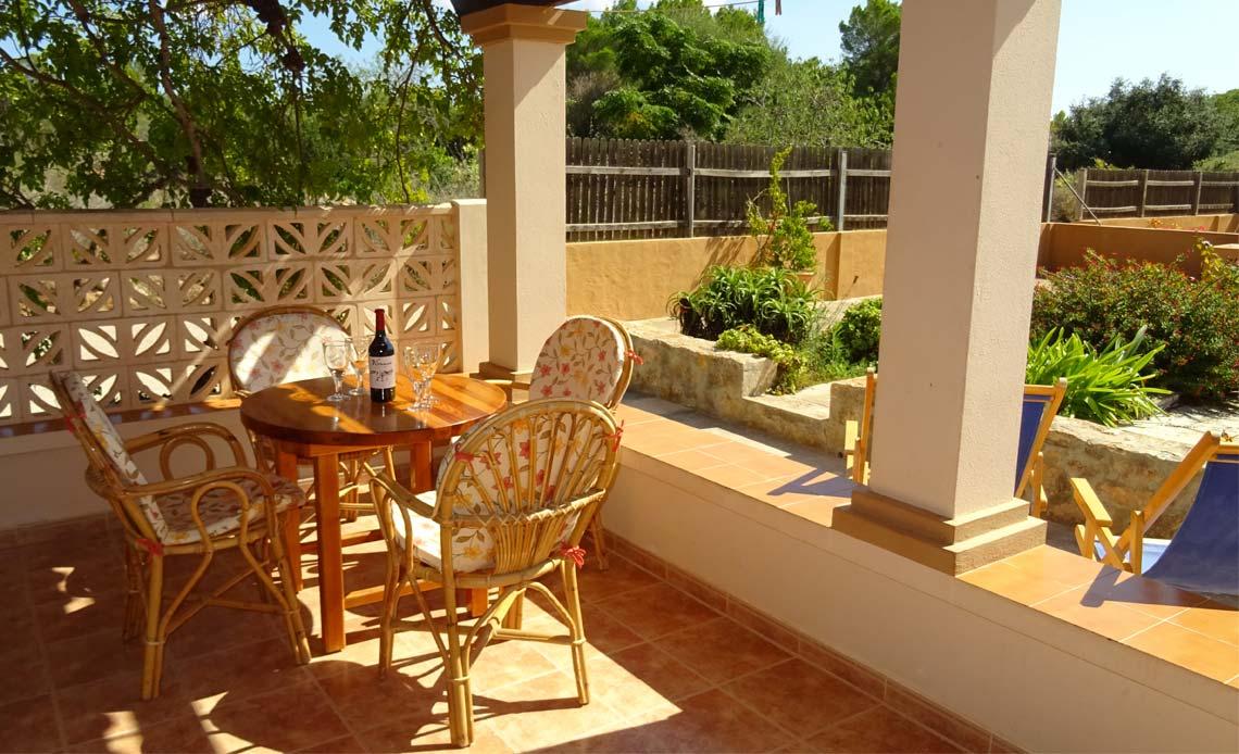 Appartamenti a Formentera