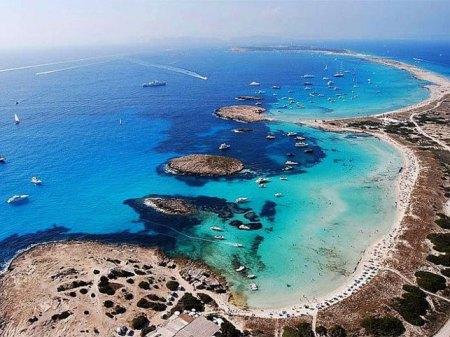 Le 10 spiagge più belle di Formentera