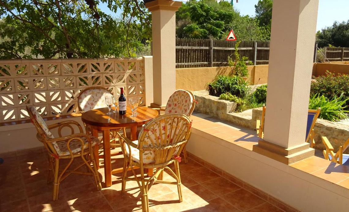 Appartamenti Es Roser - Affitta una casa a Formentera