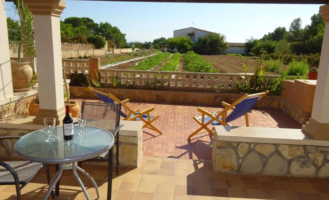 Appartamenti Es Tarongers - Affitta una casa a Formentera