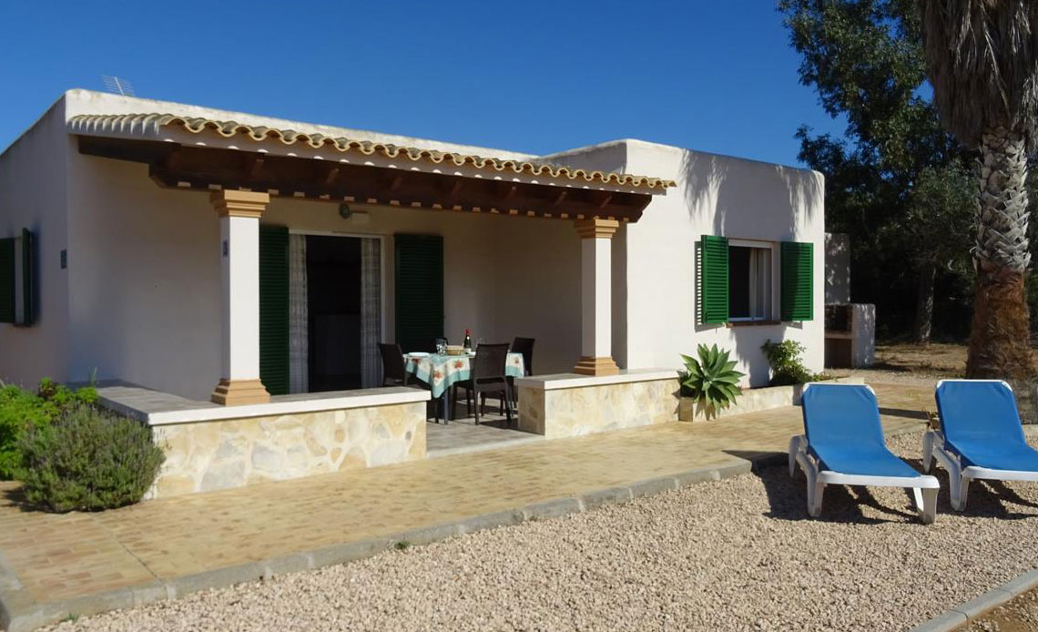 Appartamenti Ses Savines - Affitta una casa a Formentera