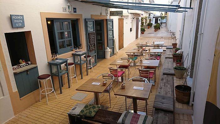 Cafe Matinal a Sant Francesc