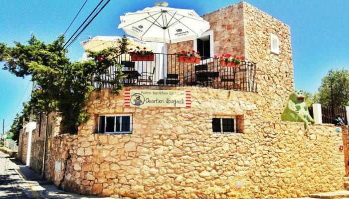 Le migliori pizzerie a Formentera - Quartieri Spagnoli