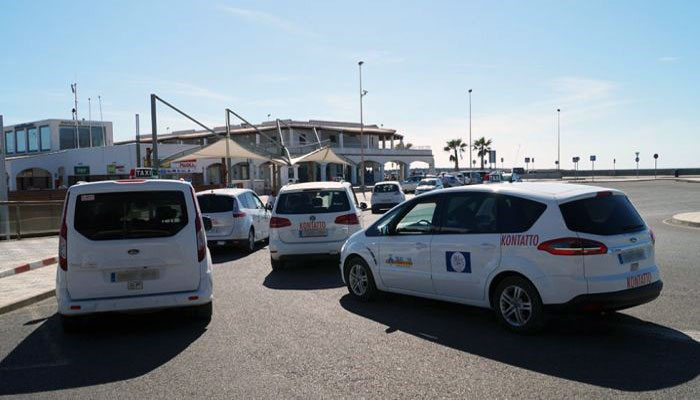 Taxi a Formentera