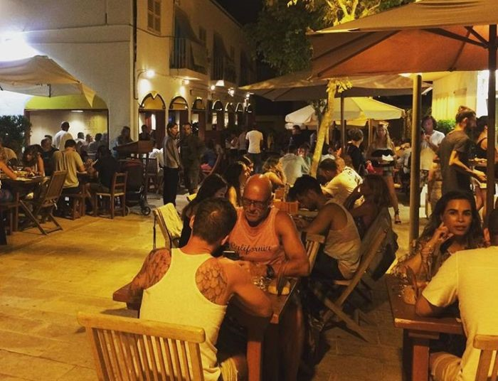 Le migliori pizzerie a Formentera - Macondo