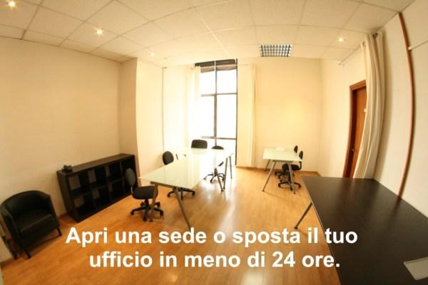 Affitto ufficio arredato Napoli incluso posto auto euro 299 mese
