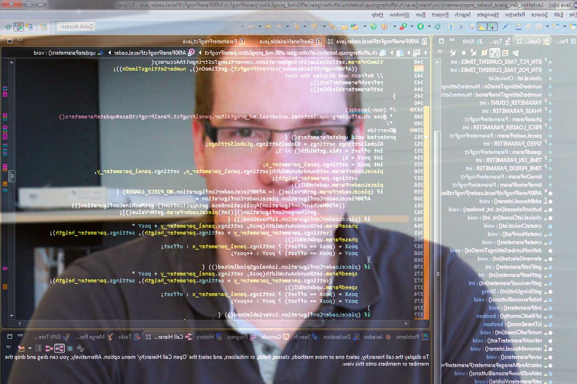 Ingénieur software, HMI - Métier Affolter