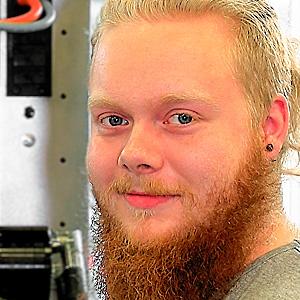 Loïc Burkhalter | Polymécanicien avec option machine-outil, Affolter Technologies