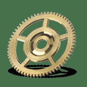 roue affolter composant horloger rouage horlogerie