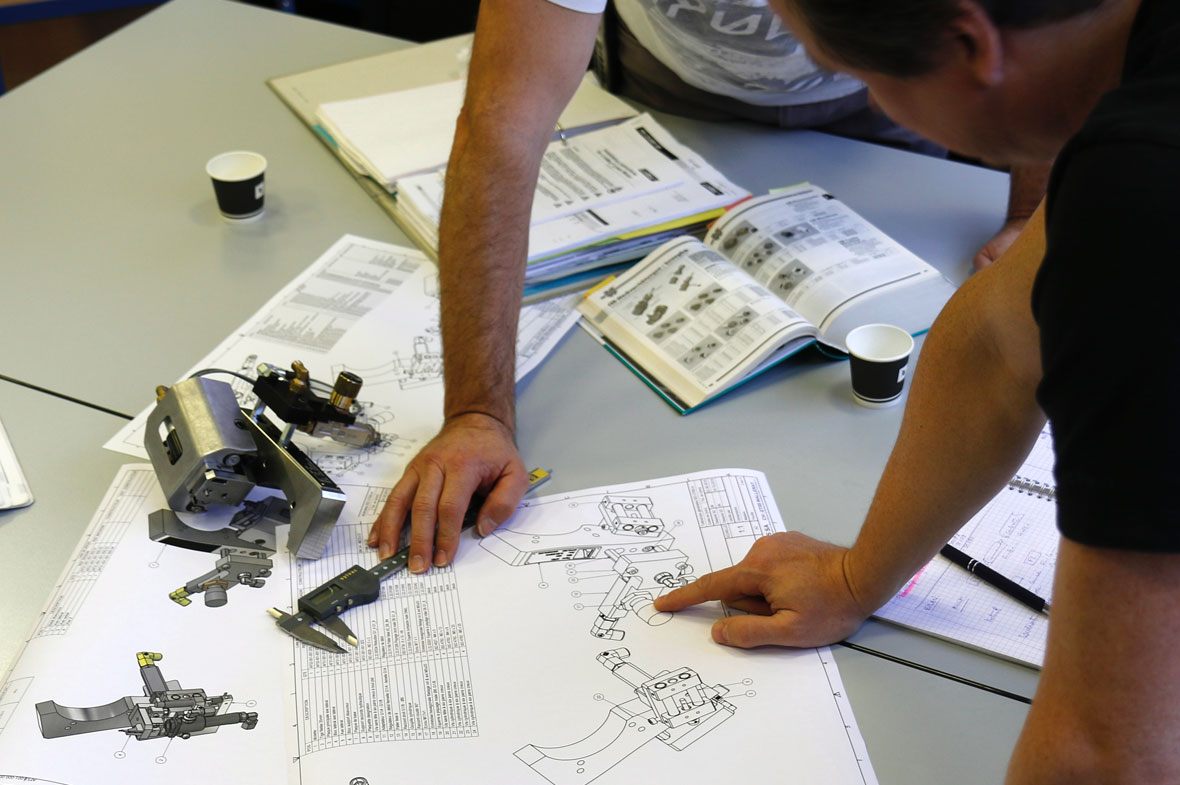 Ingénieur mécanique - Métier Affolter