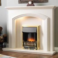 Flamerite Fires Dalton Electric Fireplace Suite ...