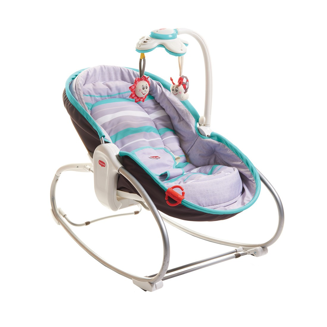 vibrating chair baby factory covers tiny love 3 in 1 rocking bouncy moses basket