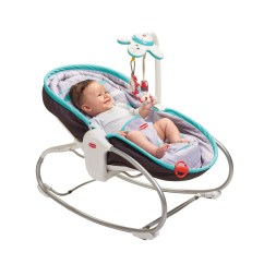 Vibrating Chair Baby Outdoor Folding Rocking Chairs Tiny Love 3 In 1 Bouncy Moses Basket