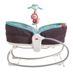 Tiny Love Bouncer Chair Spotlight Outdoor Covers 3 In 1 Rocking Vibrating Bouncy Moses Basket