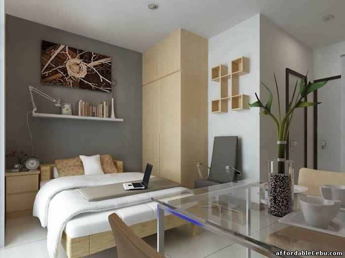 Affordable Studio Type Condo Building 4 at MEVISA Garden