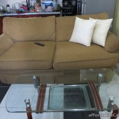 Sofa Furniture For Sale In The Philippines Sofas Usados A Venda Olx Corduroy Set With Center And Corner Table ...