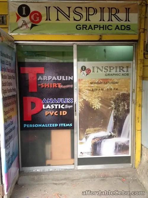TARPAULIN  STICKERS PRINTING SERVICES Offer Cebu City CebuPhilippines 39383
