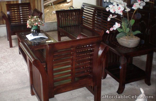 wooden furniture sofa set images queen sleeper dimensions mahogany home for sale cebu city ...