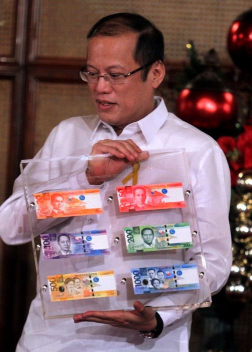 New Peso Bills in the Philippines  Philippine Government 236