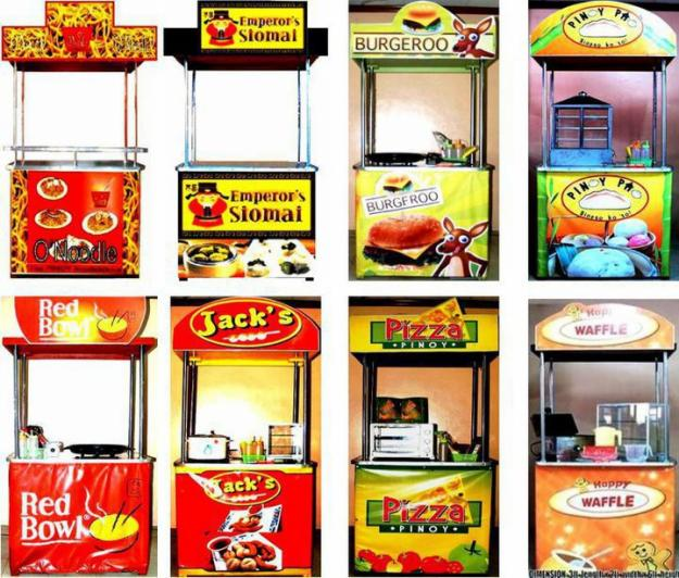 List of Foodcart Franchising Businesses in the Philippines - Business 2348