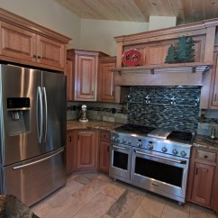 Craftsman Style Kitchen Hardware Wooden Spoons Affordable Custom Cabinets Showroom