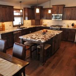 Hickory Shaker Style Kitchen Cabinets Waverly Valances Affordable Custom Showroom
