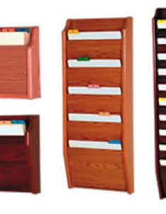 Chart  file holders also wall mounted magazine rack mount literature holder rh affordabledisplayproducts