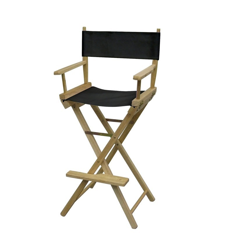 portable directors chair white table chairs bar height (unimprinted)