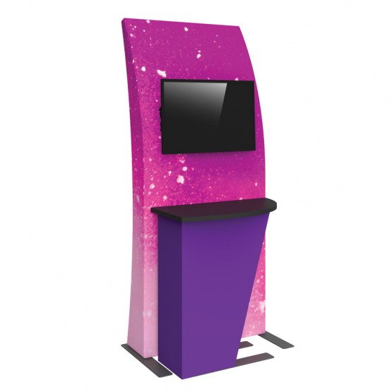 serie 142 chair kiosk design upholstered dining chairs melbourne formulate monitor kit 4 interactive kiosks podiums jpg