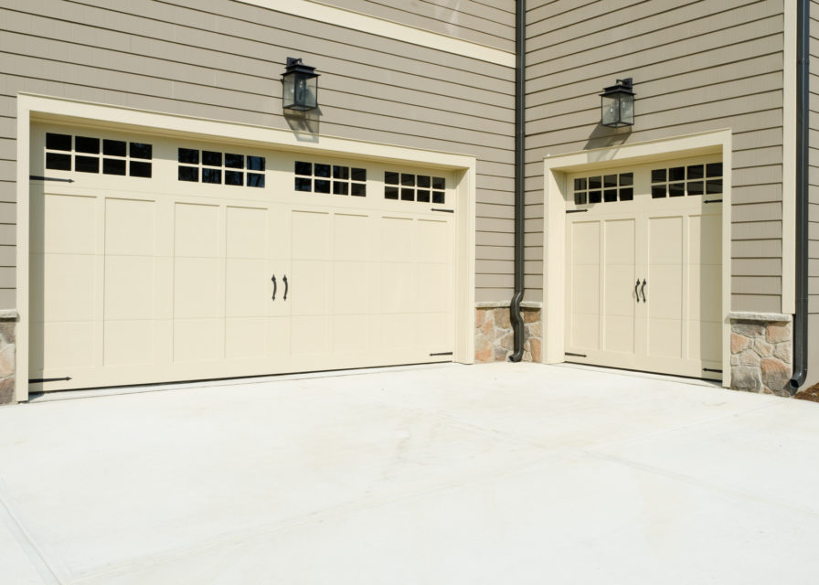 Best Material For Your Garage Door Affordable Garage Door Garage Door Styles Lake County