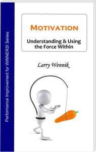 Book cover - Motivation
