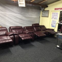 Electric Recliner Leather Sofas Uk Best Modern Sofa Set Moreno Power Suite 3 1 Affordable Furnishings
