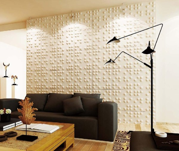 3D Decorative Wall Panel Decor