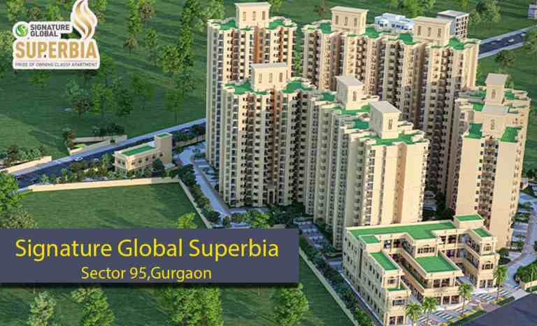 Signature Global 95 Superbia Affordable housing Project Sector 95 Gurgaon