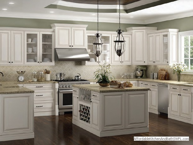 affordable kitchens ikea metal shelves kitchen and bath fort myers florida cabinets