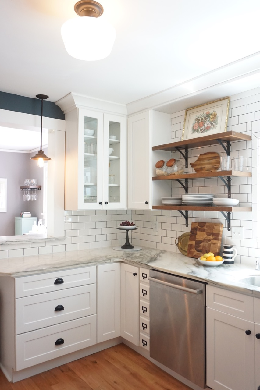 Sophisticated Country Kitchen  Affordable Kitchens and Baths