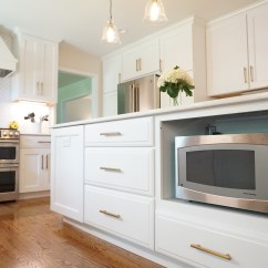 Affordable Kitchens And Baths Kitchen Cabinet Estimator Bright White Transformation