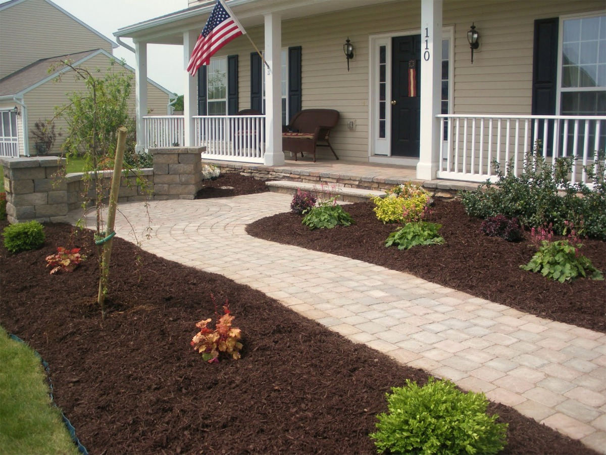 Landscaping Rocks Red Small