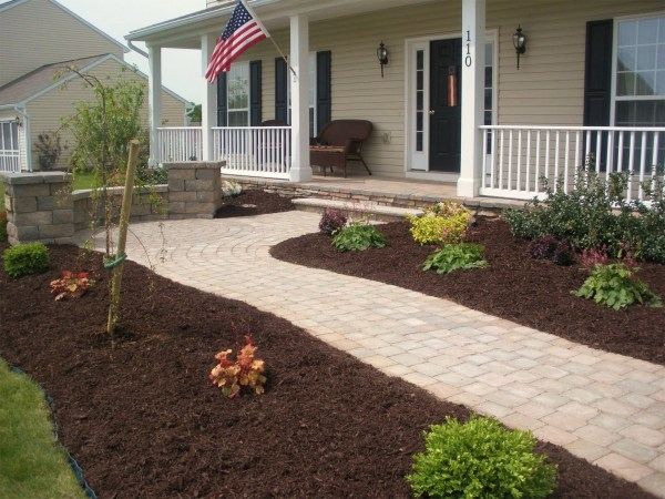 mulch portfolio affordable landscaping