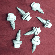 12 x 3/4 Stitch Screws - Alamo White