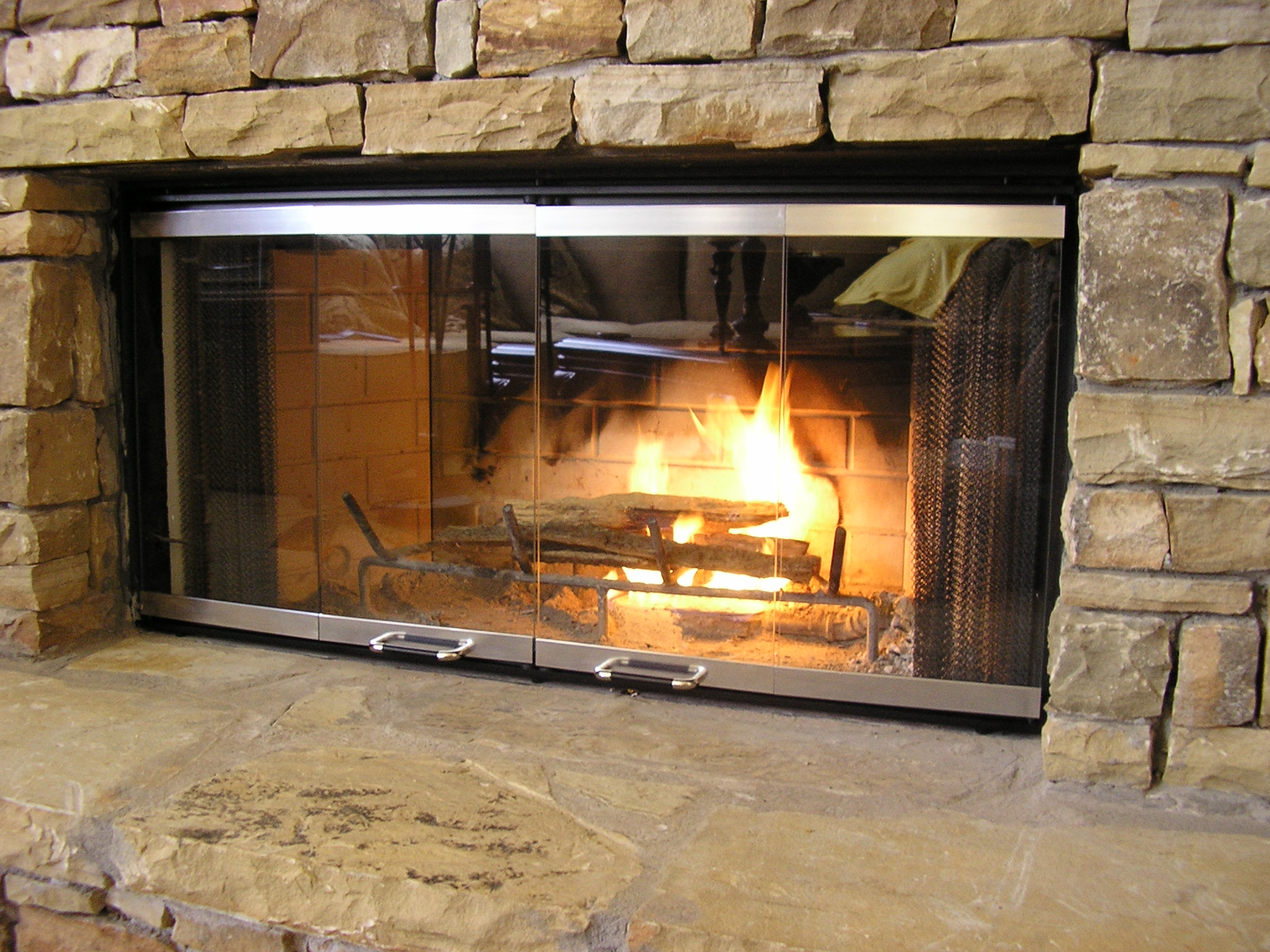 Various Types Of Fireplaces