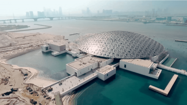 Le Louvre Abu Dhabi Creation Of Universal Museum - Affr