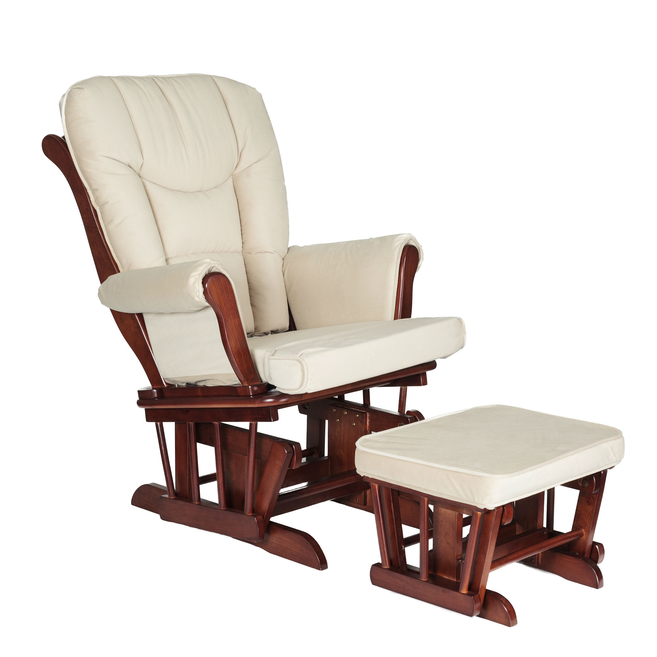 rocking chair crib combo commercial high chairs sleigh glider gliders afg baby furniture