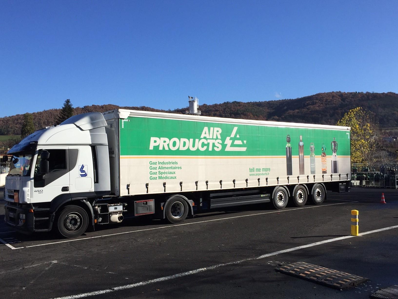 AFGC Le Transport Des Gaz