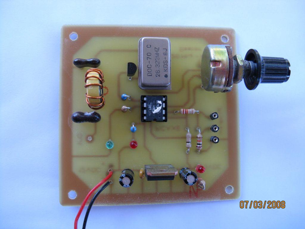 Basic Radio Frequency Electronic Circuits Gregs Basic Electronics