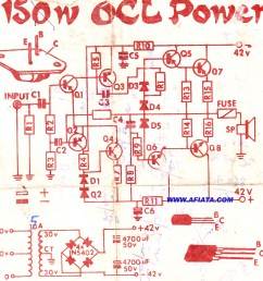 2n3055 mj2955 audio amplifier circuit electronic circuits audio amplifier circuit electronic circuits schematics diagram [ 1433 x 1415 Pixel ]