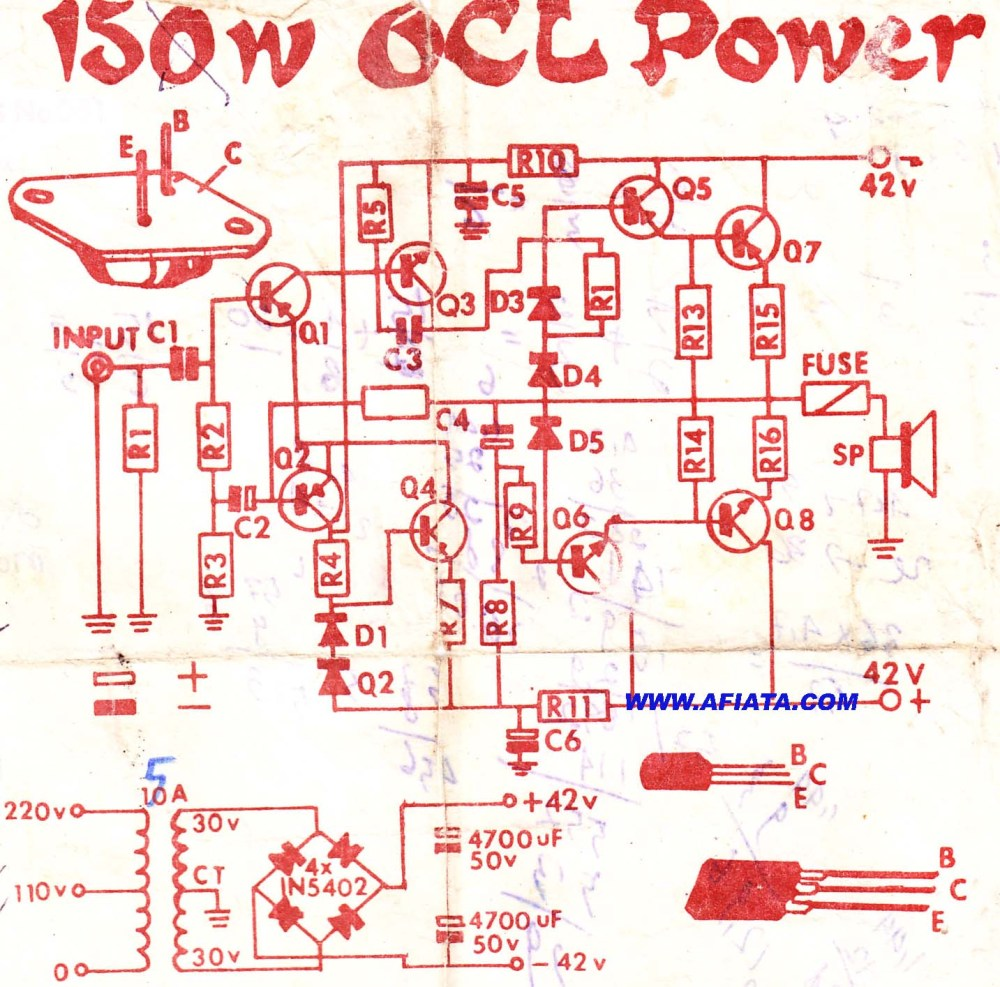 medium resolution of 2n3055 mj2955 audio amplifier circuit electronic circuits audio amplifier circuit electronic circuits schematics diagram