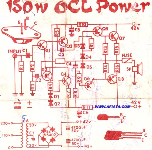 small resolution of 2n3055 mj2955 audio amplifier circuit electronic circuits audio amplifier circuit electronic circuits schematics diagram