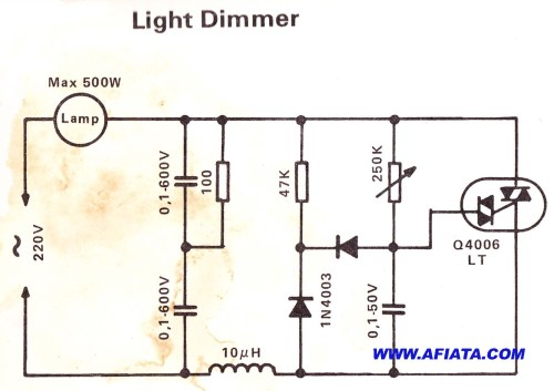 small resolution of simple light dimmer diagram simple wiring diagramsimple light dimmer circuit electronic circuit diagram and layout light