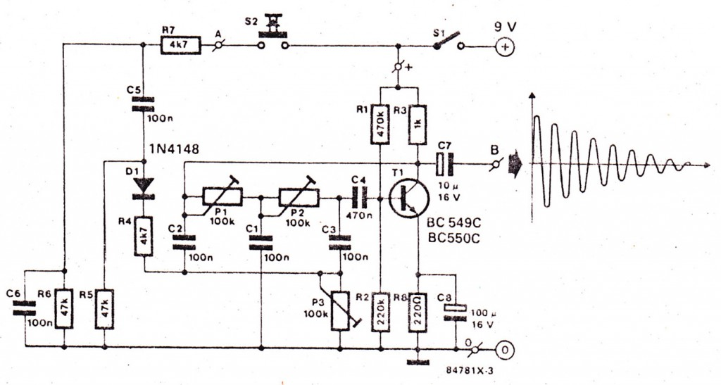 opamp booster designs using bc549c bc550c